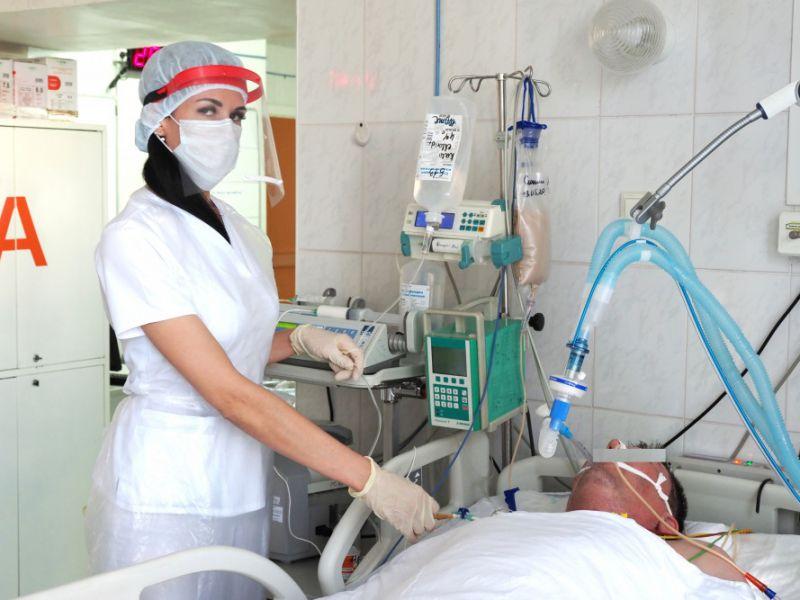 В Красноярском крае 201 человек заболели коронавирусом за сутки
