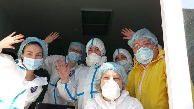 Сегодня – День медицинского работника. Красноярск. 21 июня 2020 года | Наш Красноярский край