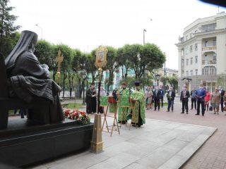 Собор учрежден по благословению патриарха Кирилла в преддверии 155-летия Красноярской (Енисейской) епархии в 2015 году