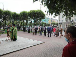 В состав Собора святых Красноярской митрополии включены шестнадцать почитаемых на Приенисейской земле и канонизированных в установленном порядке подвижников, основным местом подвига либо погребения которых являются входящие в митрополию епархии