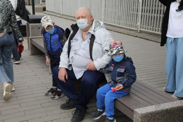Инспекция масочного режима. Красноярск. 2 июня 2020 года