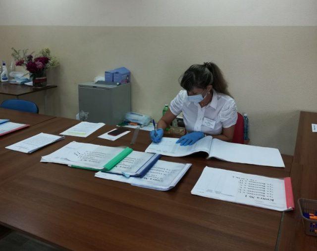 Голосование по поправкам в Конституцию РФ в разгаре. 29 июня 2020 года