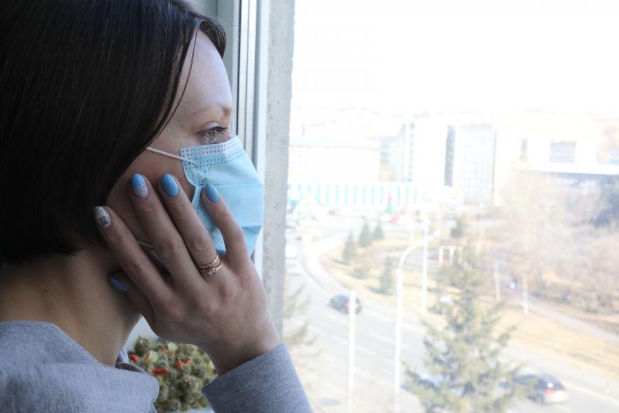 В Красноярском крае растет число заболевших ОРВИ. Фото Олега Кузьмина