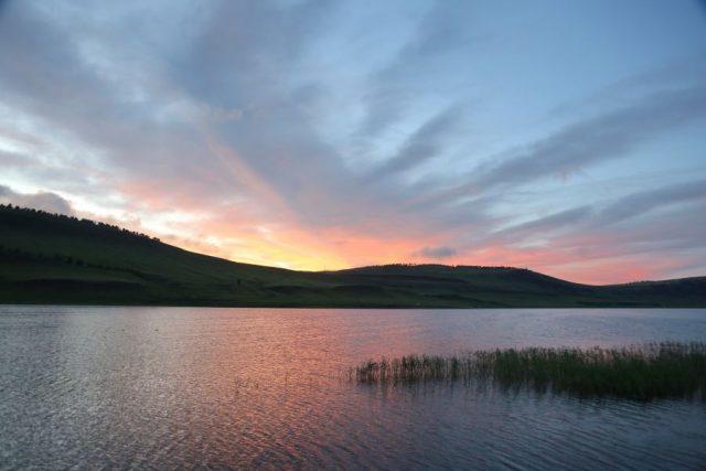 Отдых на озере Учум. Красноярский край. 11 июля 2020 года