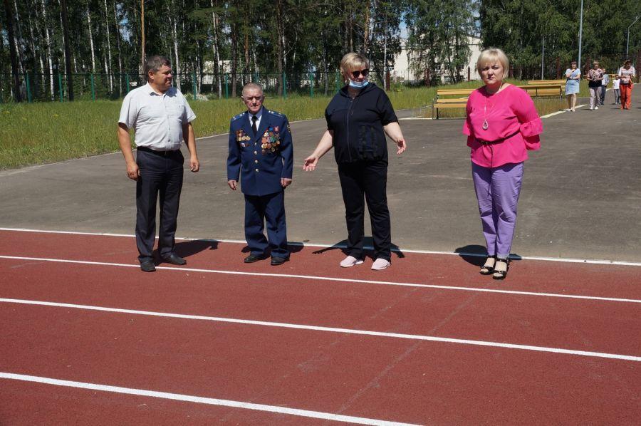 Олимпийский чемпион Алексей Шумаков оценил новый стадион в Абане