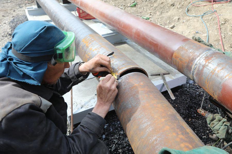 Причиной порыва трубы в Красноярске могло стать землетрясение