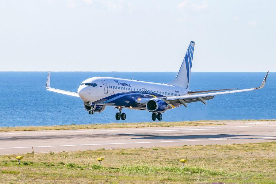 Фото авиакомпании NordStar