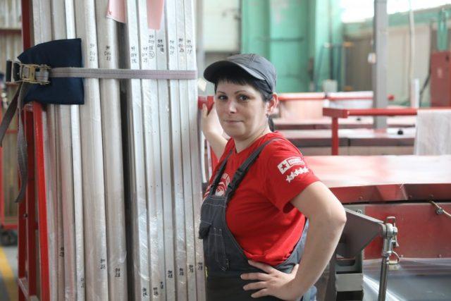 «Русский профиль» повысил эффективность производства. Железногорск. 6 августа 2020 года