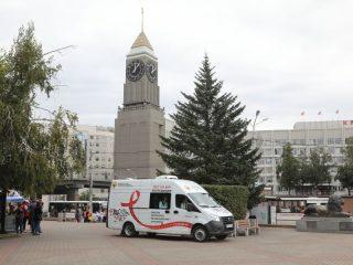 Организовало ежегодную Всероссийскую акцию по бесплатному анонимному экспресс-тестированию на ВИЧ-инфекцию Министерство здравоохранения Российской Федерации