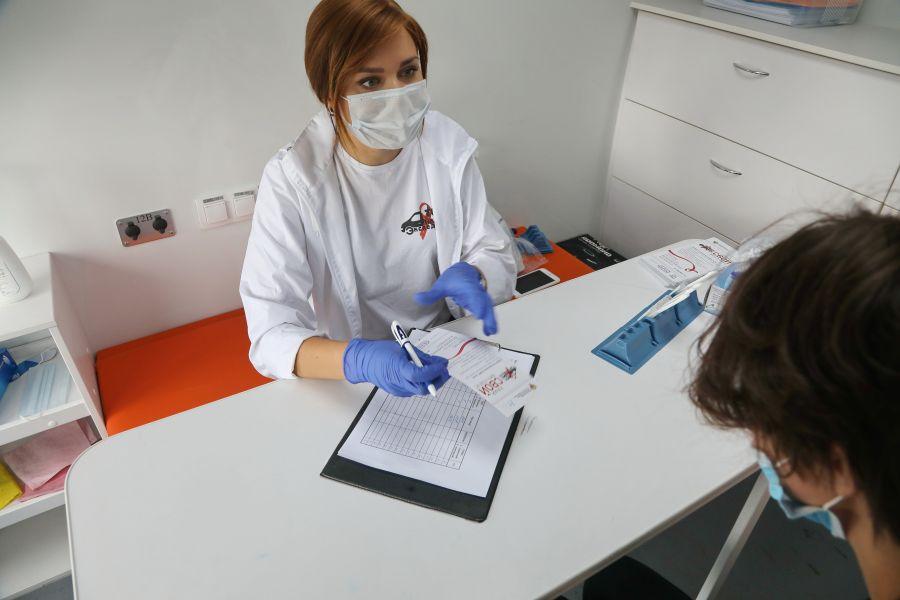 491 житель Красноярского края заболел коронавирусом за сутки