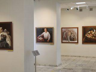 Константин Семенович Войнов – известный красноярский живописец, заслуженный художник России, член-корреспондент Российской академии художеств