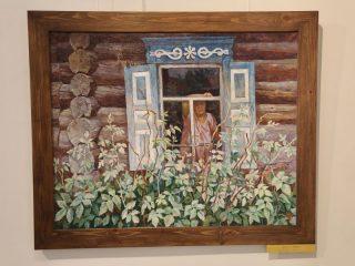 Выставка картин Константина Войнова «Бытие» открылась в Красноярске