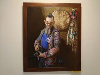 «Картины Войнова объединяет замечательное качество – соединение правды жизни, человеческого тепла с глубоким философским смыслом. Их хочется долго смотреть, они заставляют зрителя задуматься над вечными проблемами бытия» – отмечает народный художник России, академик А.П. Левитин