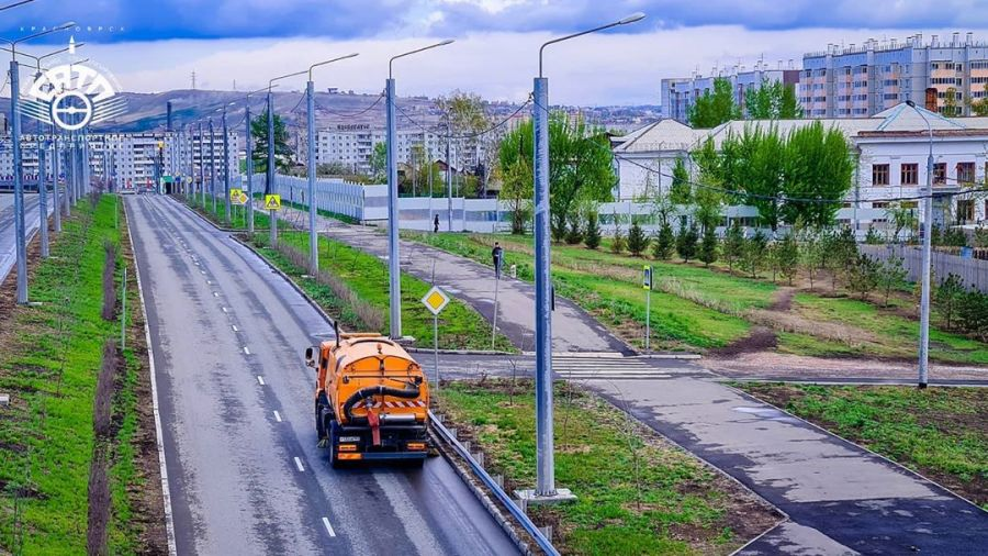 >На выходных в Красноярске будет облачно, немного дождливо, но тепло – до +25