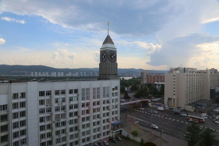В мэрии Красноярска уволен руководитель департамента соцразвития