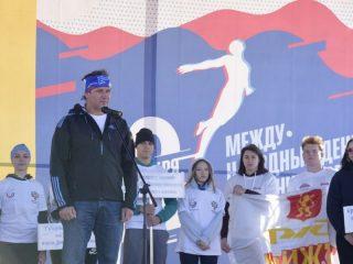 В этот день на Татышеве также отмечали Международный день студенческого спорта...