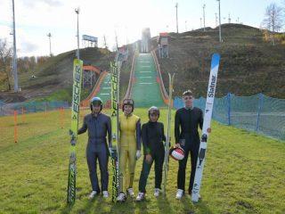 Новые трамплины будут использоваться для тренировок и соревнований воспитанниками спортивной школы олимпийского резерва по зимним видам спорта