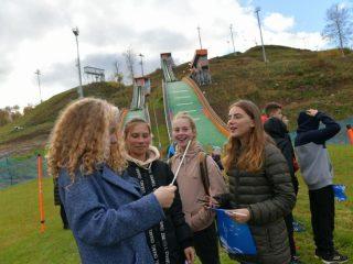 В декабре здесь пройдет открытие зимнего сезона для прыгунов на лыжах. В феврале 2021 года комплекс примет финал Кубка Сибири по прыжкам на лыжах с трамплина, а в марте – всероссийские соревнования «Сибирские звездочки»