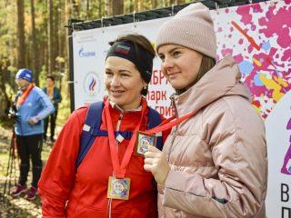 А двукратная олимпийская чемпионка Ольга Медведцева никому не отказывала в совместном фото