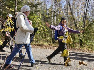 Красноярск в шестой раз присоединился к Всероссийскому дню ходьбы
