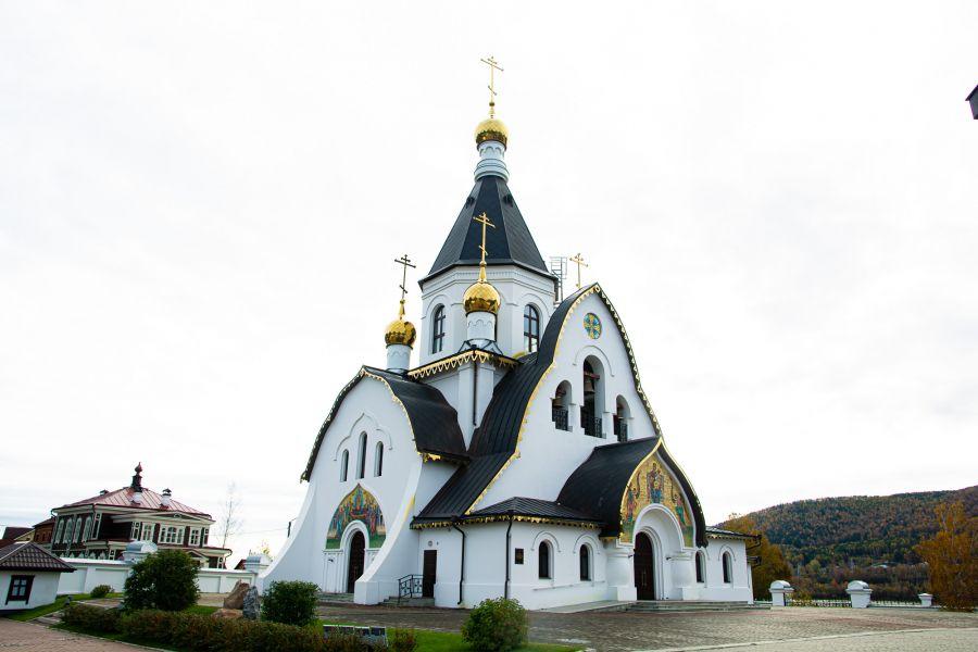 Наш Красноярский край