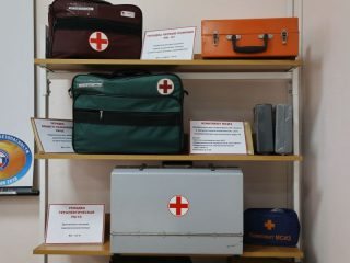 Для разных ведомств - разные медицинские укладки.