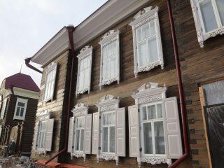Исторический квартал завершает реставрацию и готовится к открытию