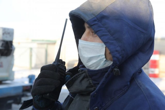 Утилизация опасных отходов. Красноярск. 30 ноября 2020 года