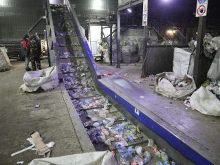 На переработку идет до 70 % объема отходов