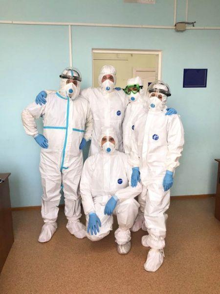 В Красноярском крае выплаты медикам из «ковидной» зоны будут восстановлены в ближайшие дни