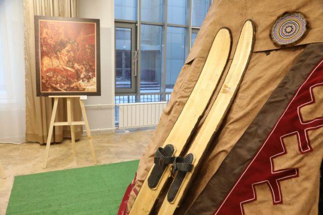 Открытие фотовыставки к 90-летию Таймыра. Красноярск. 2 декабря 2020 года
