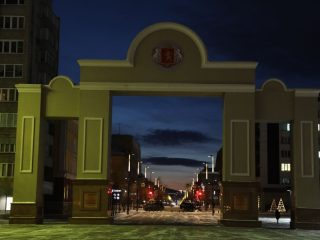 Площадь Мира