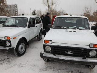 Из краевого бюджета для покупки автомобилей высокой проходимости было выделено 19,2  млн рублей