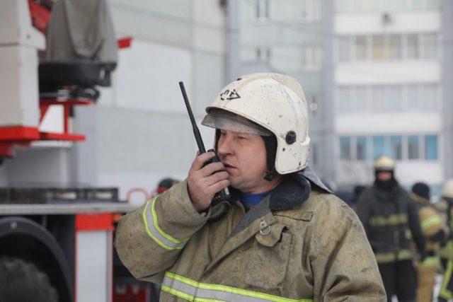 Пожар на Предмостной площади. Красноярск. 17 декабря 2020 года   Наш Красноярский край