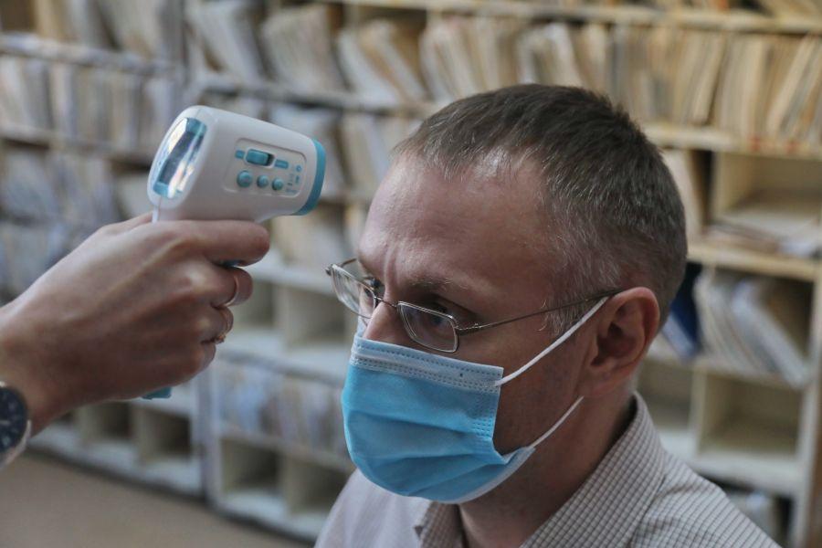 В Красноярском крае снижается заболеваемость COVID-19
