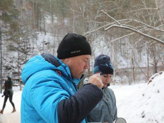 Губернатор Александр Усс тоже оценил воду из источника