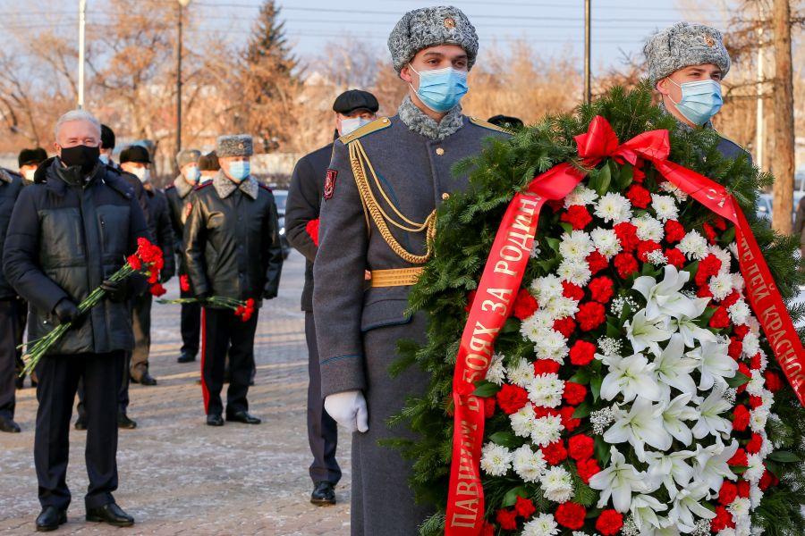 >3 декабря – День Неизвестного Солдата