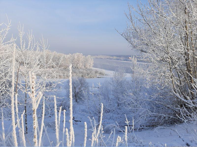 >МЧС предупреждает о сильных морозах в Красноярском крае