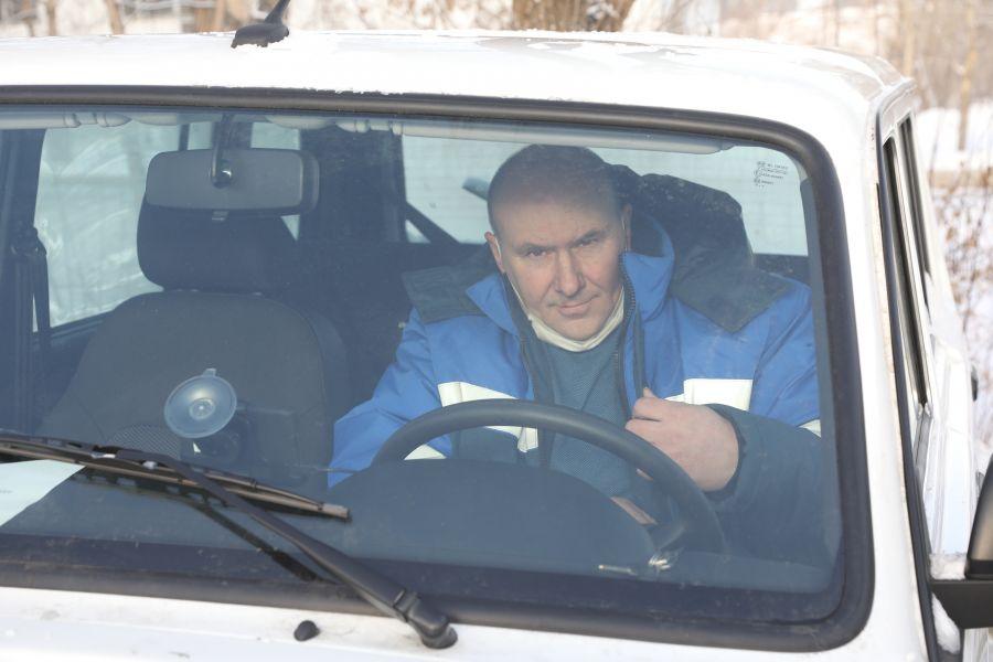 Водитель в Красноярском крае за отсутствие маски оштрафован на 15 тысяч рублей