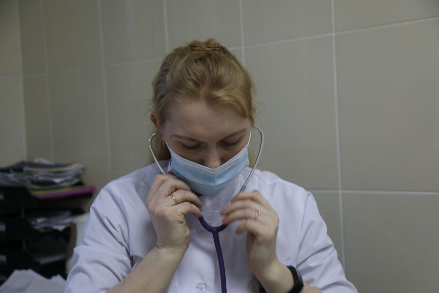В Красноярском крае коронавирусом поражены 125 165 человек