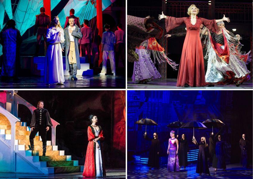 Сюрпризы для зрителей приготовили красноярские театры в День театра – 27 марта