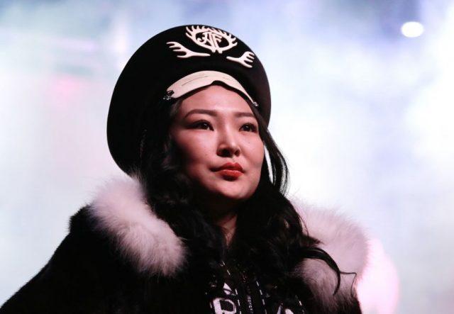 Женское лицо Красноярского края. Посвящается 8 Марта