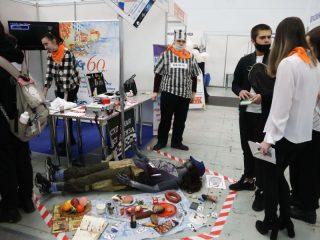 Работу судмедэксперта в деталях показал Красноярский кооперативный техникум экономики, коммерции и права