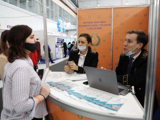 Среди учебных заведений были представлены не только наши соседи-сибиряки – Томск и Новосибирск, но и центральная Россия, например, Санкт-Петербургский горный университет