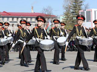 Парад 9 Мая 2013-го