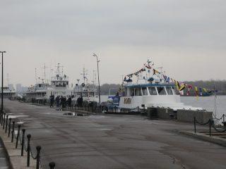 В Красноярском крае стартовала пассажирская навигация