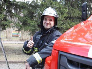 В красноярском Центральном парке в честь 372-й годовщины со дня образования пожарной охраны России проходит «Фестиваль безопасности»
