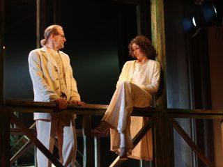 В красноярском театре драмы имени Пушкина прошла премьера спектакля «Без названия»