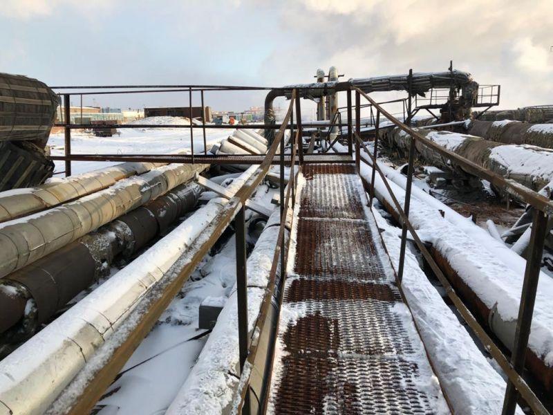 В Норильске руководитель предприятия с подельниками украл более 50 тонн металла