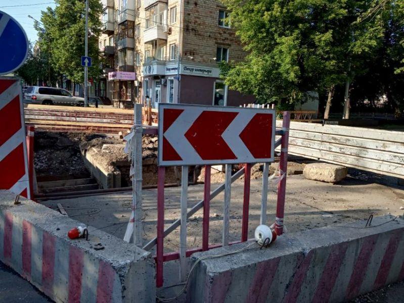 >С завтрашнего дня в Красноярске будет ограничено движение на нескольких улицах